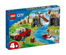 Конструктор ЛЕГО City Wildlife 60301