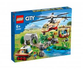 Конструктор ЛЕГО City Wildlife 60302
