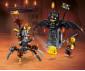 Конструктор ЛЕГО Филмът 2 70836 - Батман, готов за битка, и Железният thumb 4