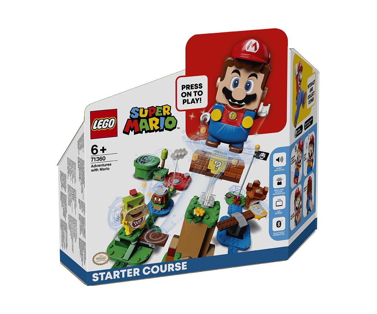 Конструктор ЛЕГО Super Mario 71360