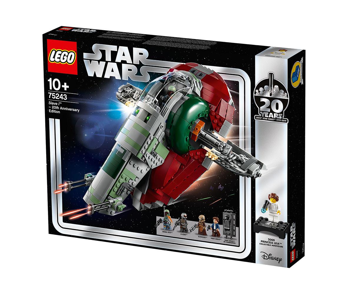 Контруктор ЛЕГО Star Wars 75243
