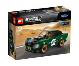 Конструктор ЛЕГО Speed Champions 75884