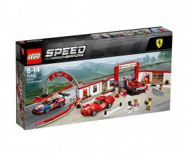 Конструктор ЛЕГО Speed Champions 75889