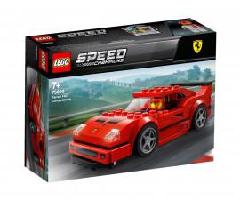 Конструктор ЛЕГО Speed Champions 75890 - Ferrari F40 Competizione