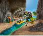 Конструктор ЛЕГО Jurassic World 75938 - Битка между тиранозавър и динозавър-робот thumb 4