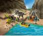Конструктор ЛЕГО Jurassic World 75938 - Битка между тиранозавър и динозавър-робот thumb 5