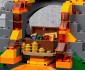Конструктор ЛЕГО Jurassic World 75938 - Битка между тиранозавър и динозавър-робот thumb 9
