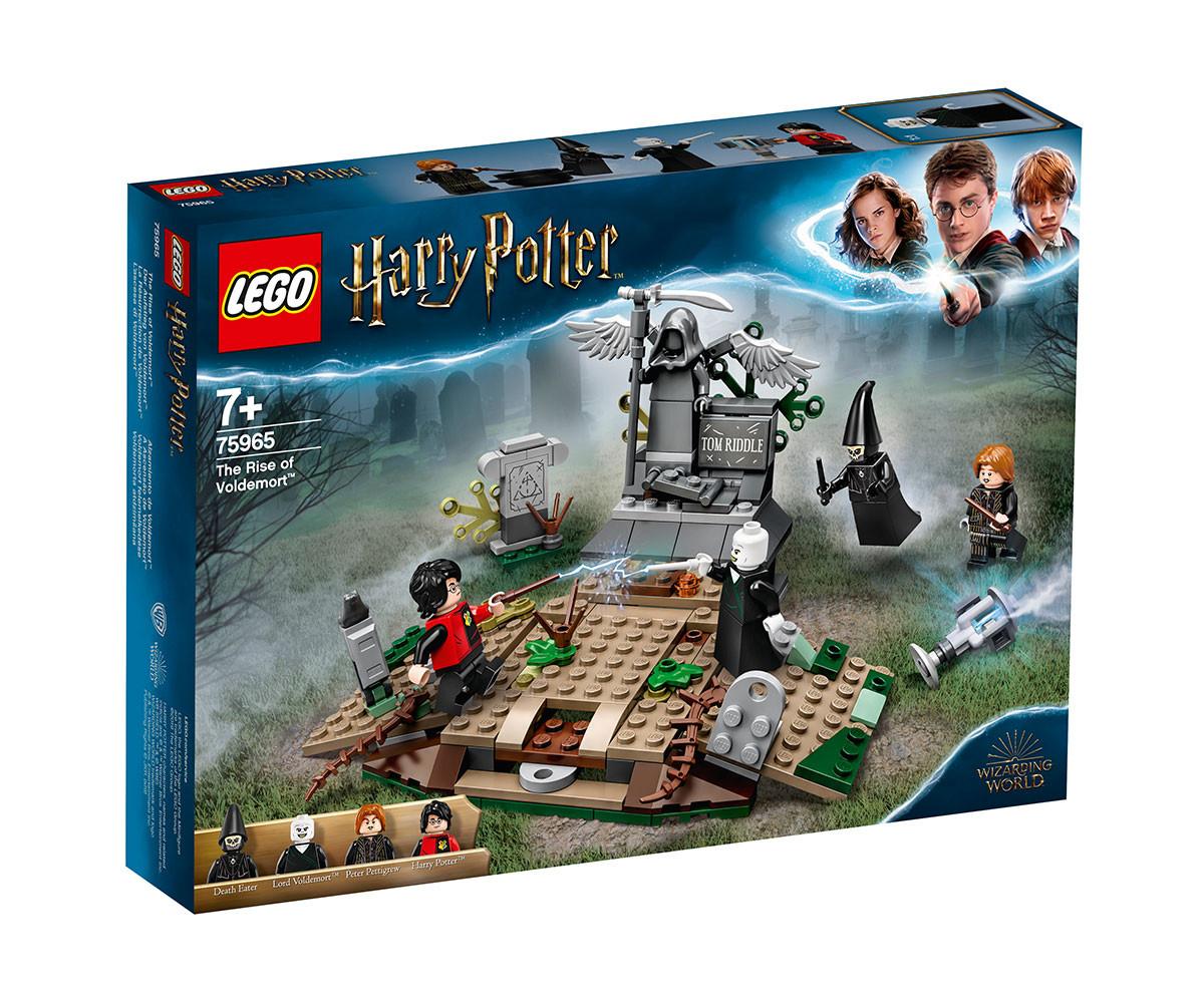 Контрукотр ЛЕГО Harry Potter 75965