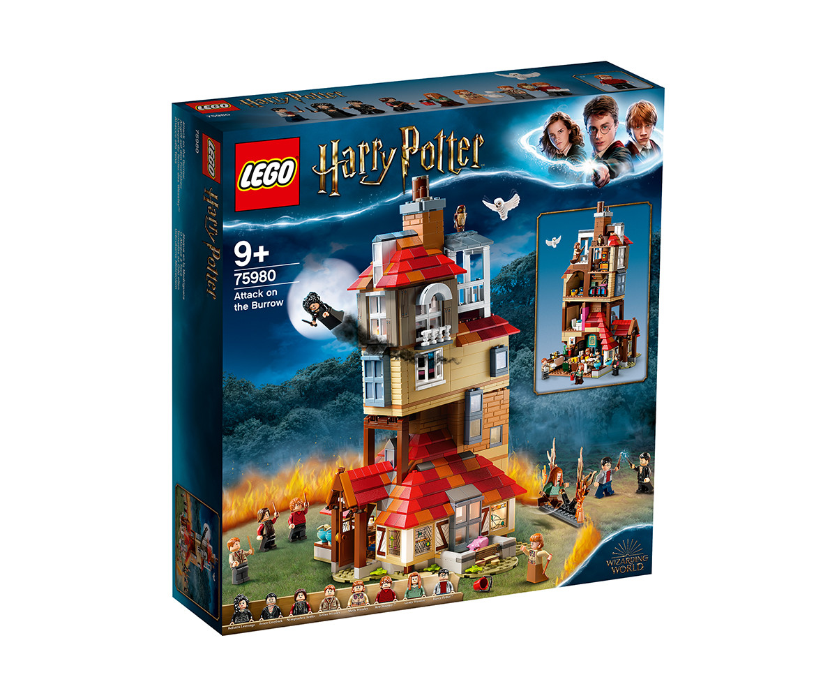 Конструктор ЛЕГО Harry Potter 75980