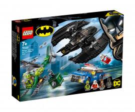 Конструктор ЛЕГО DC Comics Super Heroes 76120 - Batman™ – батуинг и кражба с Riddler™