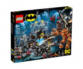 Конструктор ЛЕГО DC Comics Super Heroes 76122 - Clayface™ напада пещерата на прилепа
