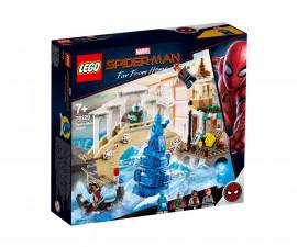 Конструктор ЛЕГО DC Comics Super Heroes 76129 - Нападението на Hydro-Man