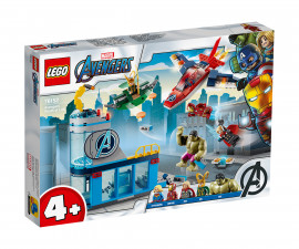 Конструктор ЛЕГО Marvel Super Heroes 76152