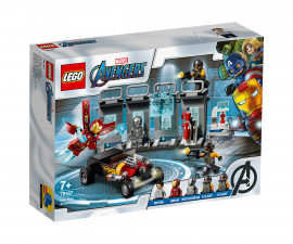Конструктор ЛЕГО Marvel Super Heroes 76167
