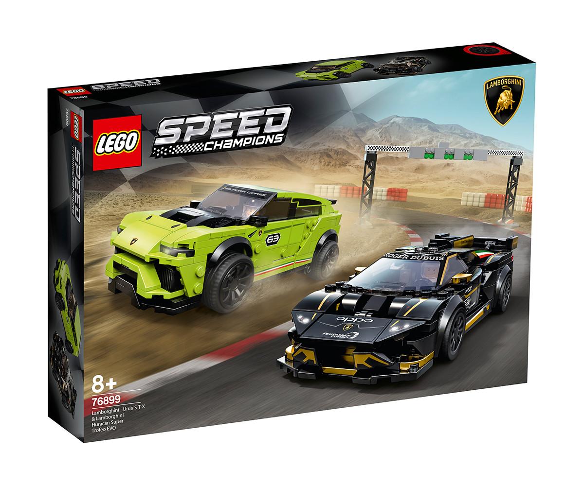 Конструктор ЛЕГО Speed Champions 76899