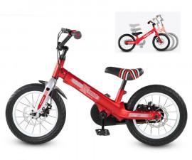 Разтегаем Велосипед/Балансбайк smarTrike Xtend Mg+ червен
