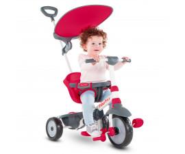 детска триколка с родителски контрол Fisher Price, червена 3250533