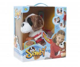 Детска интерактивна играчка - Интерактивно кученце Самби