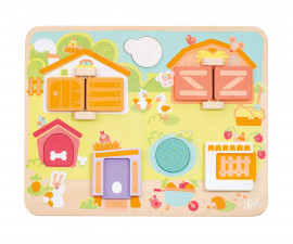 Дървени играчки Sevi 82993