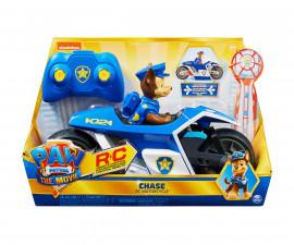 Играчка за деца Пес Патрул - Чейс с радиоуправляем мотор 6061806