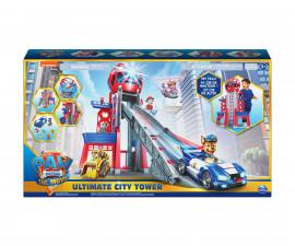 Игрален комплект Пес Патрул - Ultimate градска кула 6060353