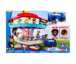 Играчка за деца Пес Патрул - Наблюдателна кула Spin Master 6022632