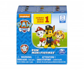Детска играчка на тема Пес Патрул - Кученца изненада, серия