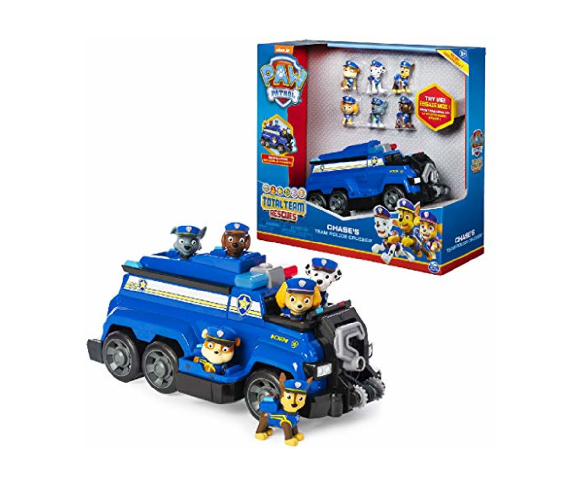 Детска играчка на тема Пес Патрул - Екипът за спасяване на Чейс