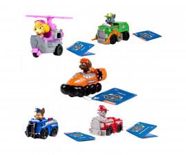 Детска играчка на тема Пес Патрул - Мини превозни средства, асортимент