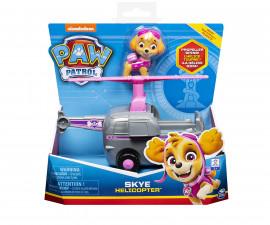 Пес Патрул играчки - Скай с хеликоптер