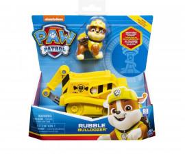 Пес Патрул играчки - Ръбъл с булдозер