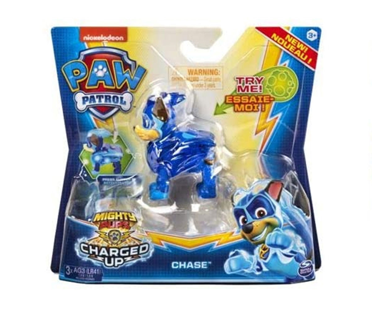 Играчка за деца Пес Патрул - Чейс със светлинен ефект Spin Master 6055960