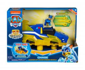 Пес Патрул играчки - Луксозен автомобил на Чейс със светлини и звуци