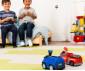 Пес Патрул играчки - Пожарникарския камион на Маршал с дистанционно thumb 4
