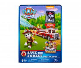 Paw Patrol - Пази гората от пожар
