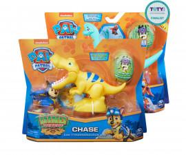 Играчка за деца Пес Патрул - Кученце с любимец динозавър, асортимент Spin Master 6058512