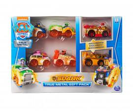 Играчка за деца Пес Патрул - Комплект колички 6059232