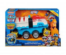 Играчка за деца Пес Патрул - Дино патрулер 6058905
