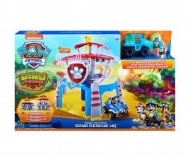 Играчка за деца Пес Патрул - Комплект Dino Rescue HQ 6059295