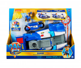 Играчка за деца Пес Патрул - Трансформираща се полицейска кола на Чейс 6060759