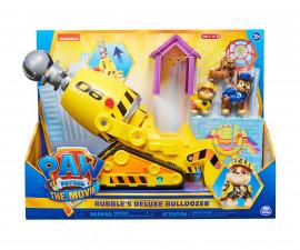 Играчка за деца Пес Патрул - Делукс булдозер на Ръбъл 6063424