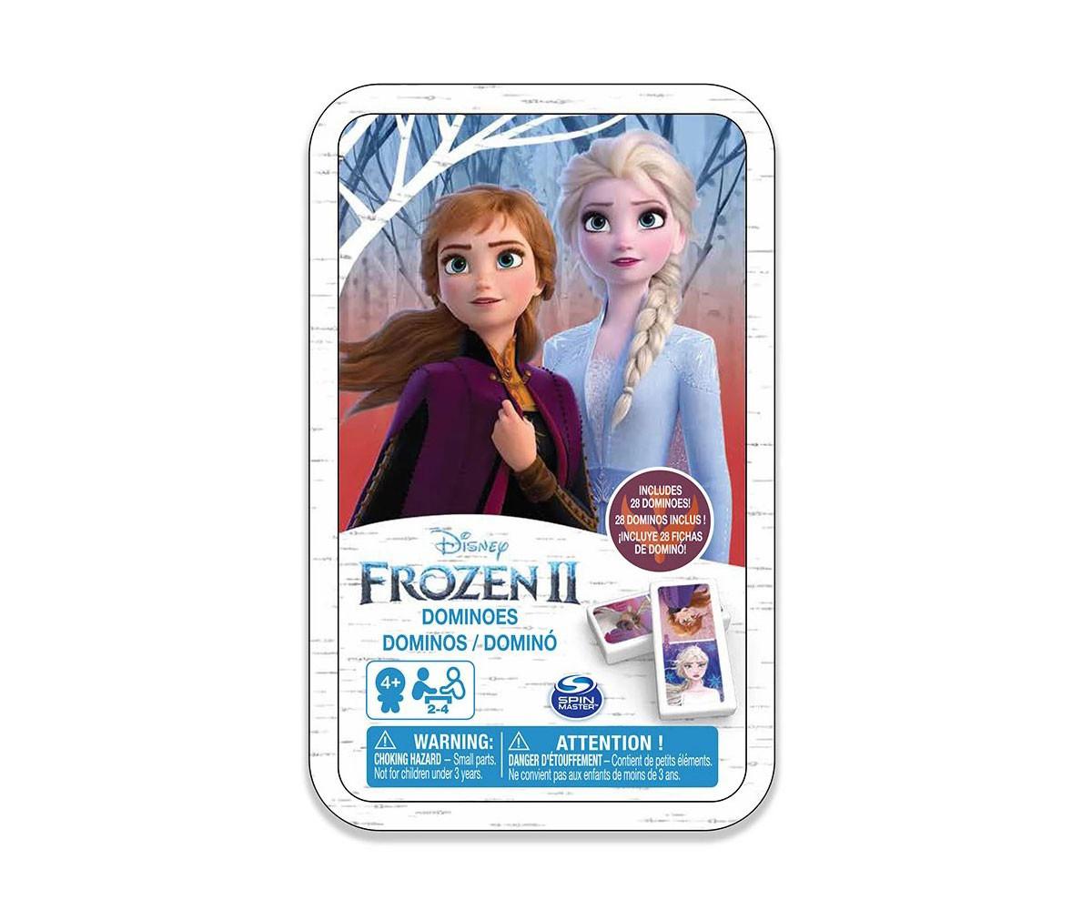 Игра домино Frozen 2