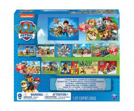 Играчка за деца Пес Патрул - Комплект от 12 пъзела, 48 елемента Spin Master 6041049