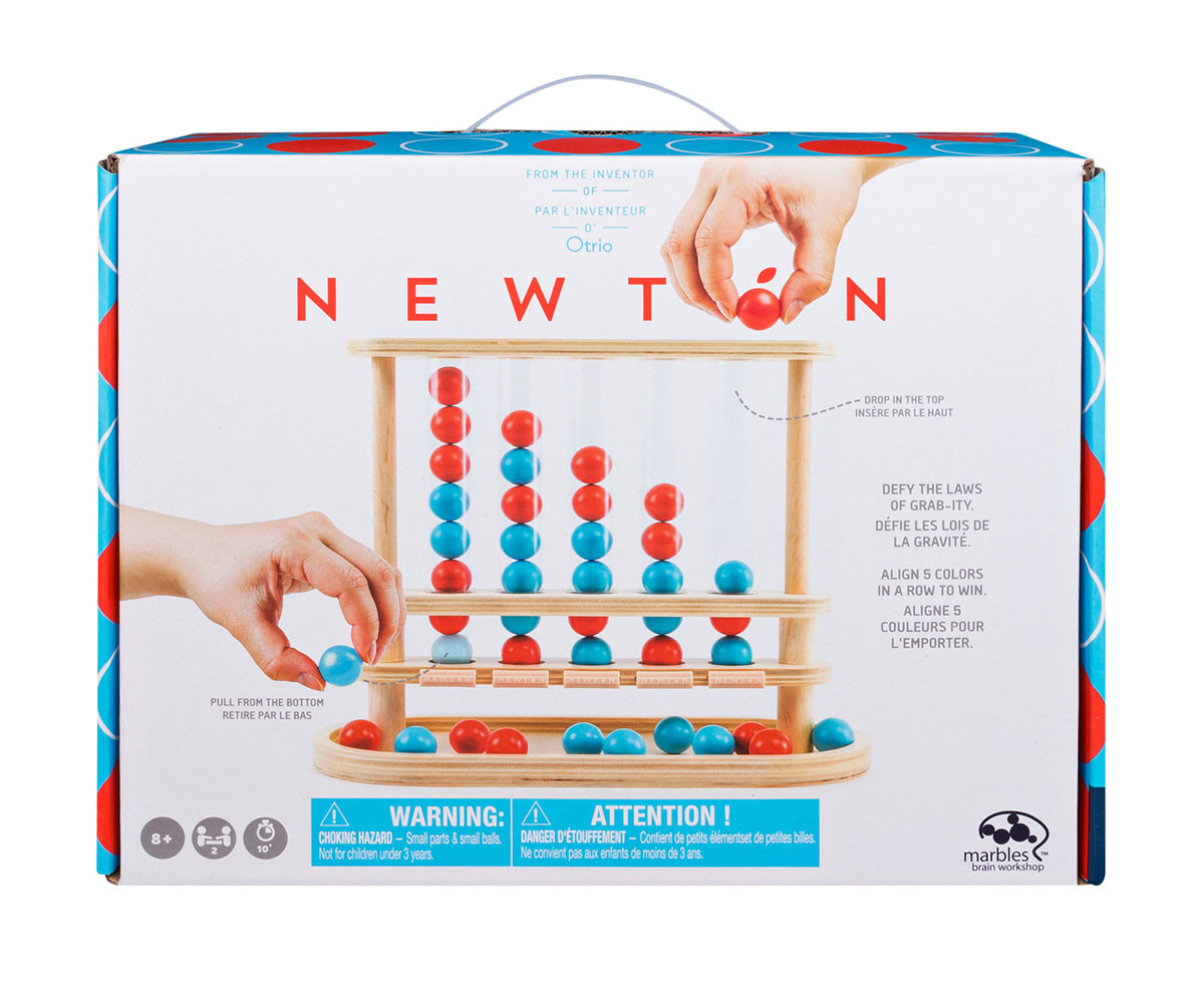 Забавна детска игра Marbles Newton 6045061