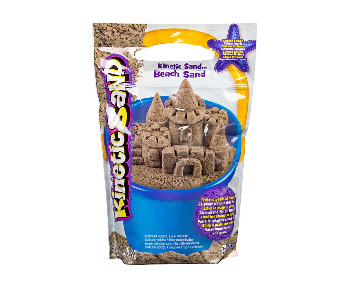 Детски несъхнещ кинетичен пясък за игра Плажен пясък