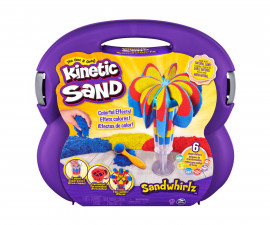 Детски несъхнещ кинетичен пясък за игра Пясъчна вихрушка