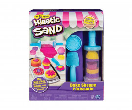 Детски несъхнещ кинетичен пясък за игра Пекарна
