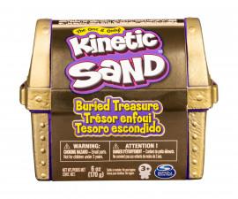 Детски несъхнещ кинетичен пясък за игра Комплект Заграбеното съкровище 6054831