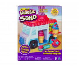 Детски несъхнещ кинетичен пясък за игра - Комплект камион за сладолед 6035805