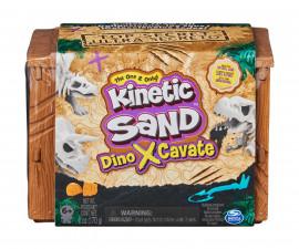 Детски несъхнещ кинетичен пясък за игра Kinetic Sand - Открий Дино 6061646